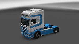 Scania 4 Skin Pack by Hounddog