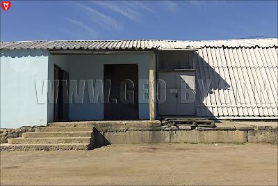 Минск. Военный склад на улице Батарейной