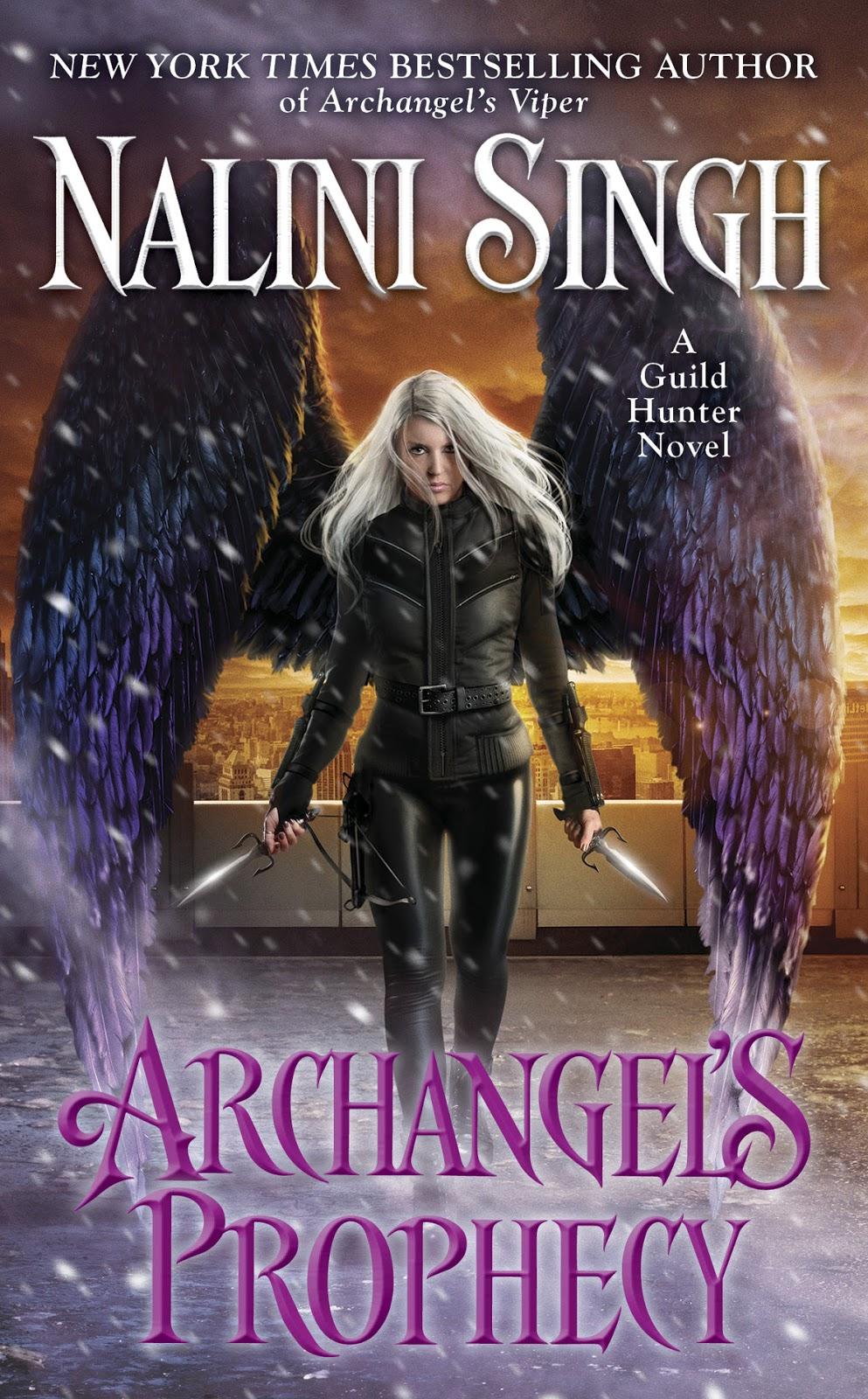 Series: Guild Hunter #11. Release Date: October 30, 2018. Publisher:  Berkley Genre: Fantasy Romance Pages: 368. Reviewer: Elizabeth Rating: 5  Stars