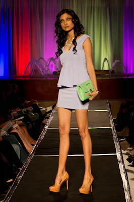 Spring Into Fashion Runway