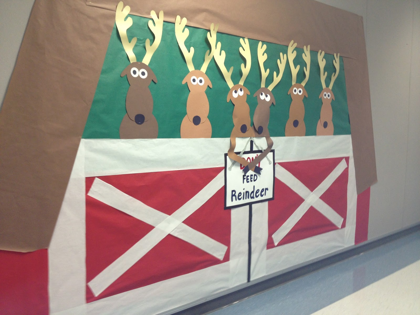 Winter Bulletin Board Ideas - Library Learners