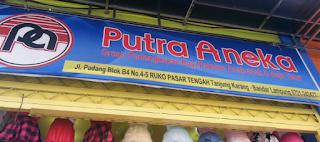 Bursa Lampung Terbaru di Toko Putra Aneka Bandar Lampung Mei 2016