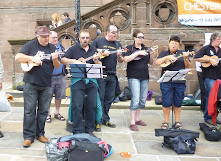 N'Ukes at Chester Buskulele