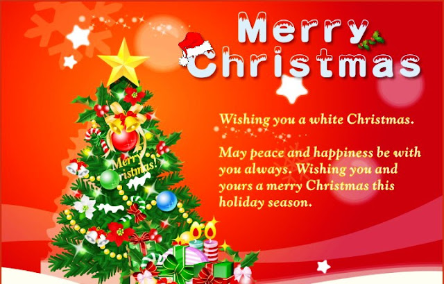 Images of Merry Christmas Wishes