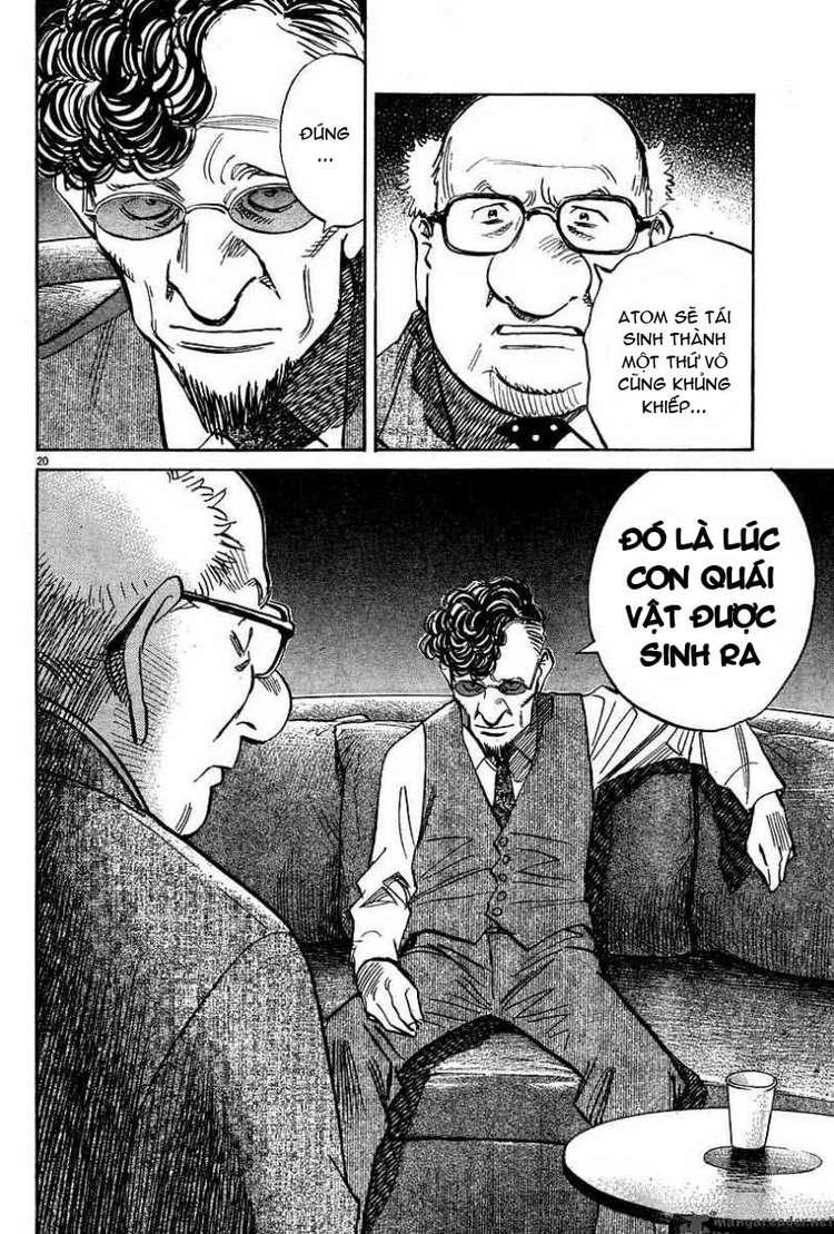 Pluto chapter 38 trang 20