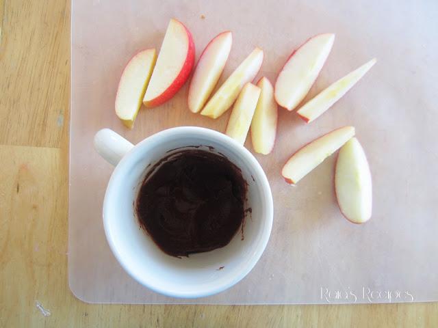 Easy Chocolate Dip by Raia's Recipes