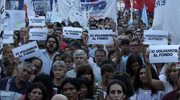Arjantin'de Ekonomik Kriz