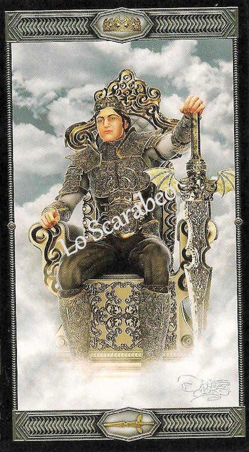 Tarot Notes A Journey Through My Tarot Decks The Magician: Tarot Notes: The Flight Of The Dragon With Tarot Draconis