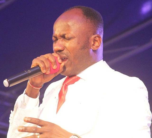 Wonders As Apostle Suleman Hosts Crusade In Lagos, Bangkok