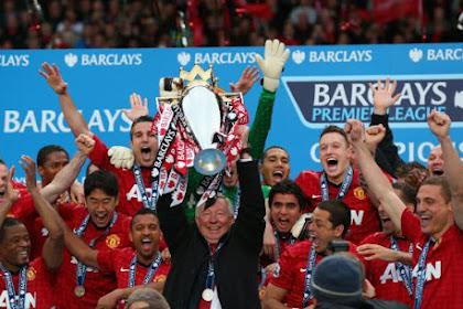Daftar Juara Liga Inggris Terbanyak dari Tahun ke Tahun (EPL)
