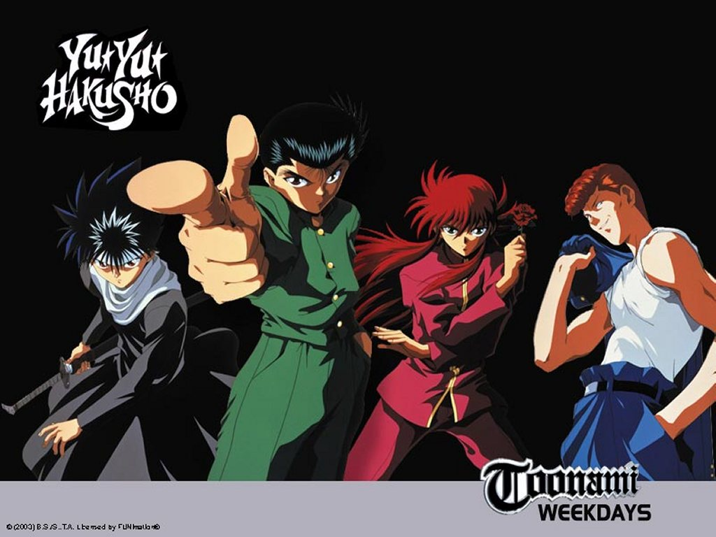 yu yu hakusho legendado mp4