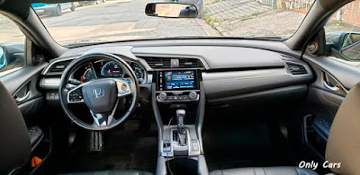 Interior Civic