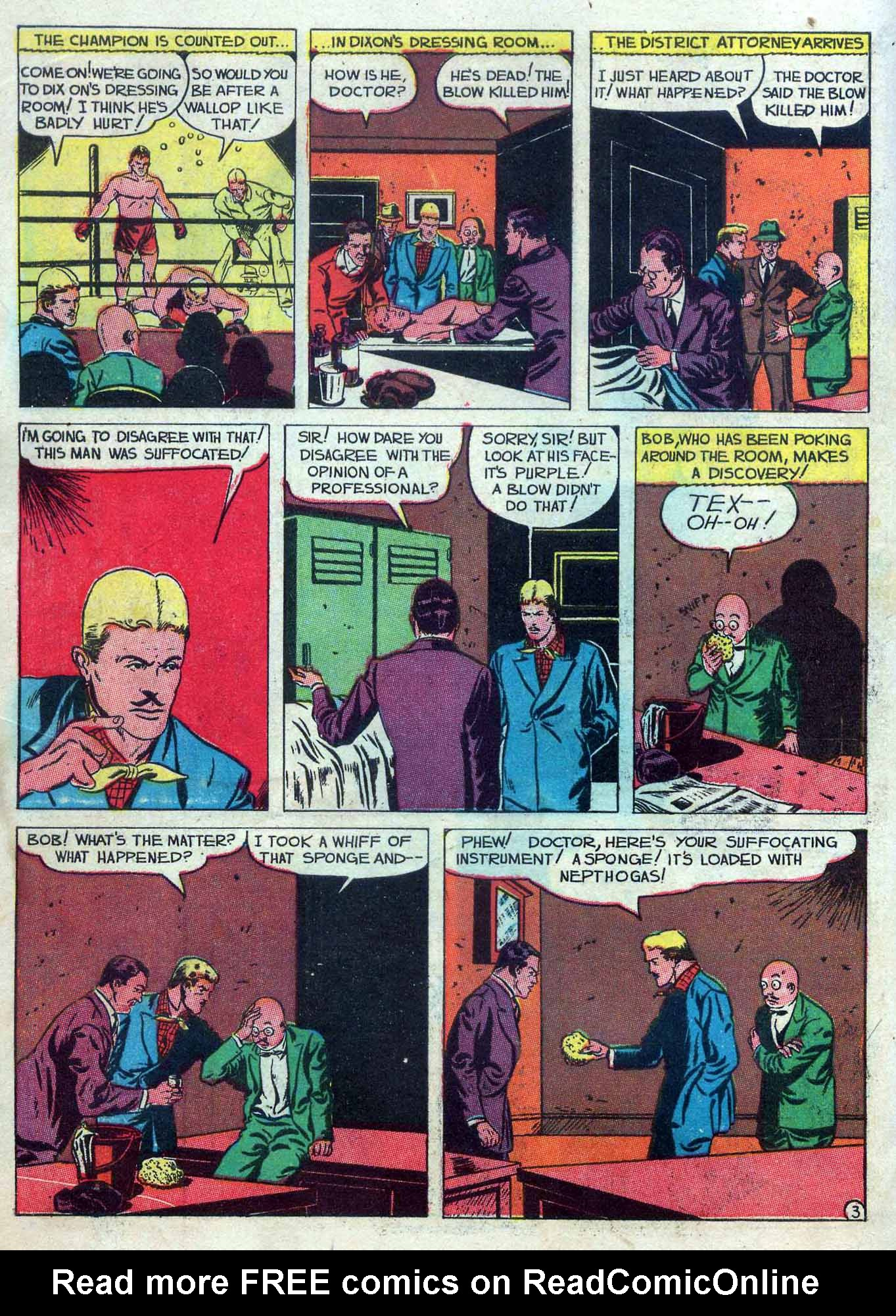 Read online Action Comics (1938) comic -  Issue #27 - 42