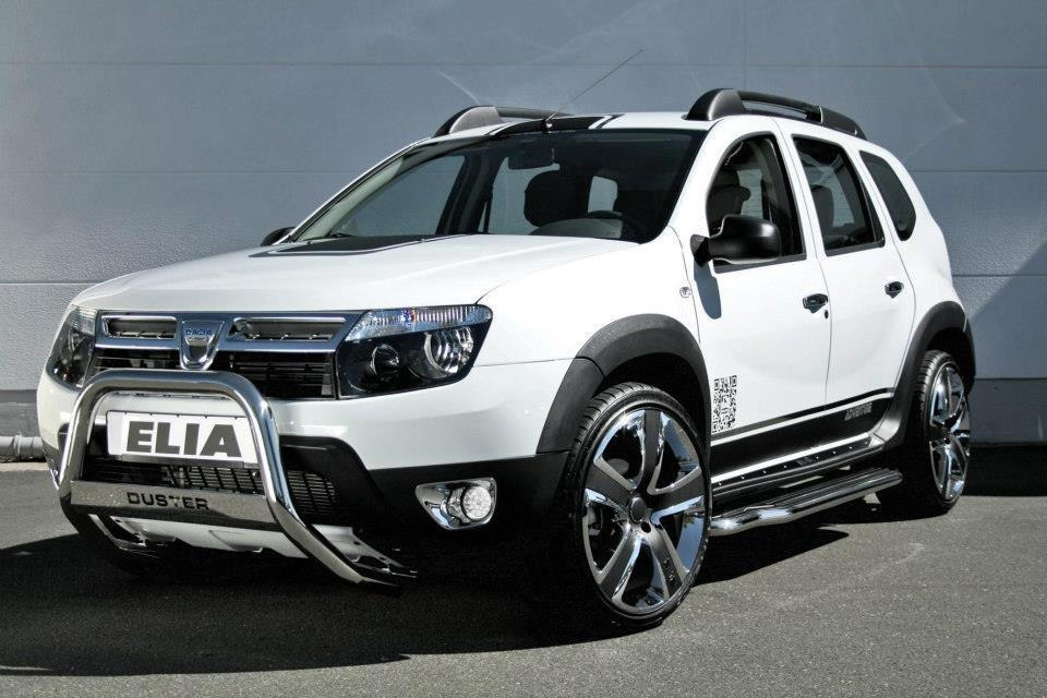 all tuning cars nz 2012 dacia duster suv by elia. Black Bedroom Furniture Sets. Home Design Ideas