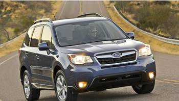 Subaru Forester 2.5i Premium Review