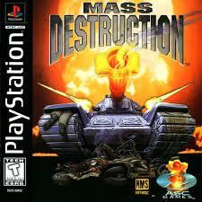 Mass Destruction - PS1 - ISOs Download