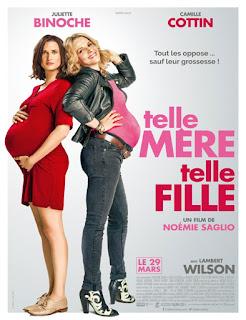 Telle mère, telle fille (De tal madre, tal hija) (2017)