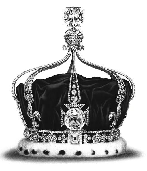 mahkota yang penuh dengan kutukan yang mengerikan