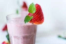 Συνταγή για smoothie φράουλα