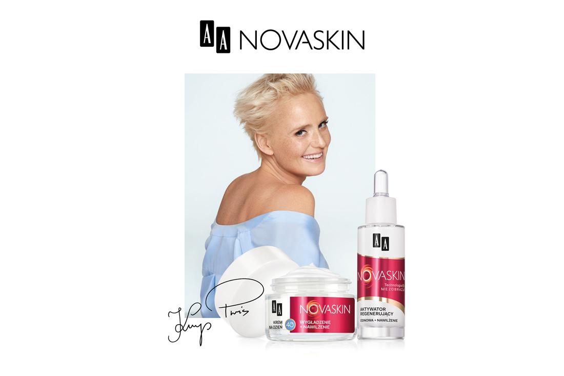 Nowości/Wydarzenia :: AA NovaSkin i nowa ambasadorka marki