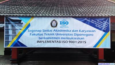FT Undip ISO 9001:2015