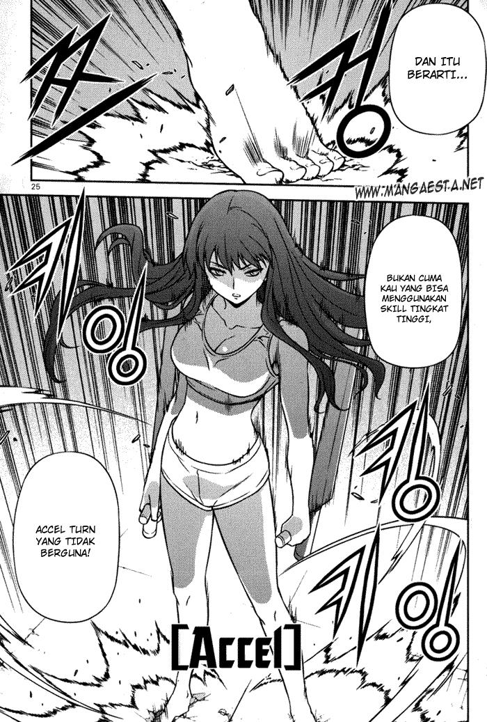 Manga Freezing Chapter 6 Bahasa Indonesia