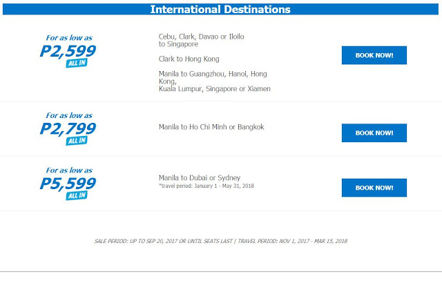 low fare promo cheap flights