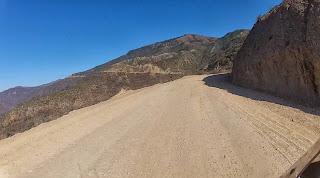 Belas paisagens em direção a Cochabamba / Bolívia.