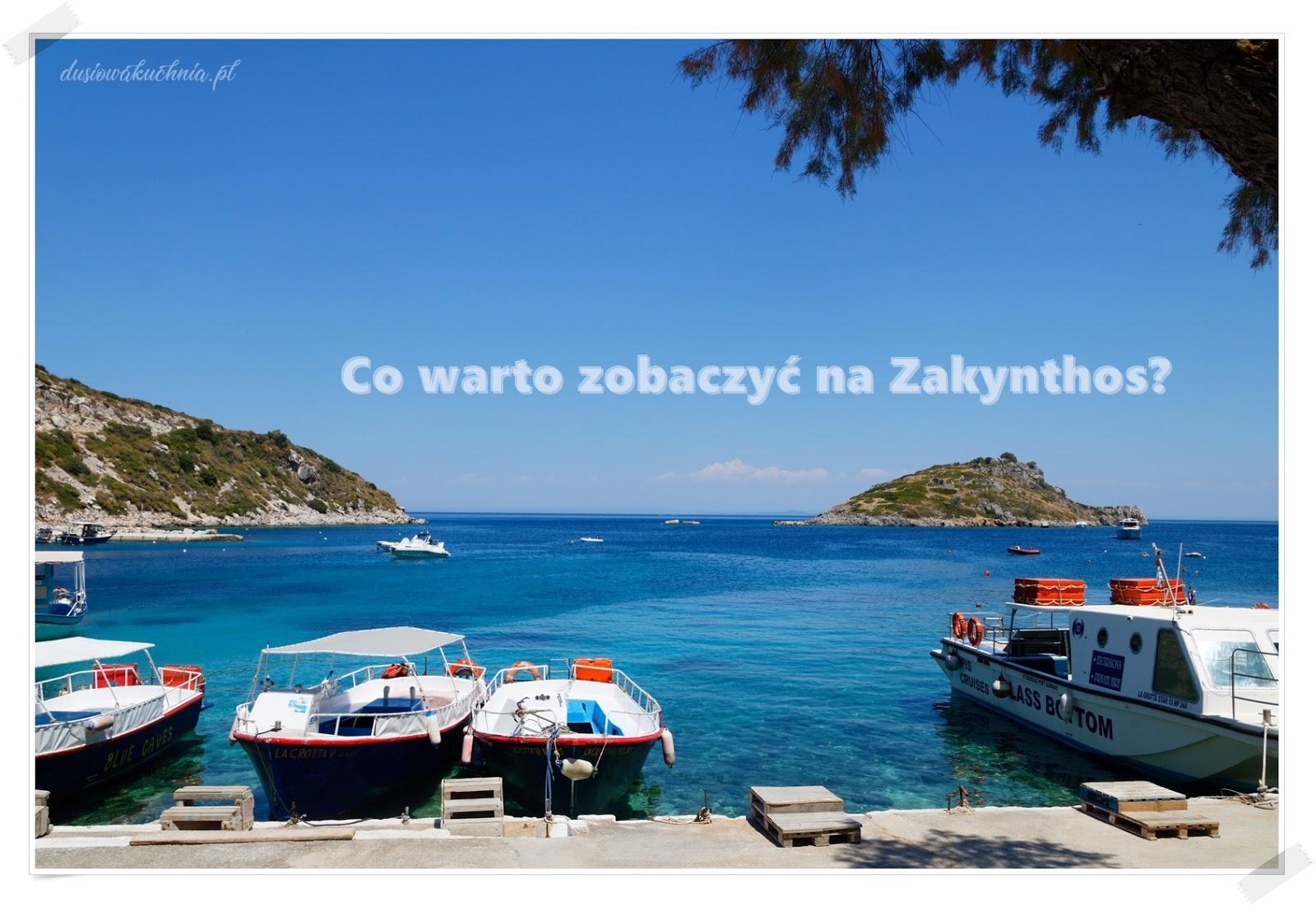 Co warto zobaczyć na Zakynthos - cz.2