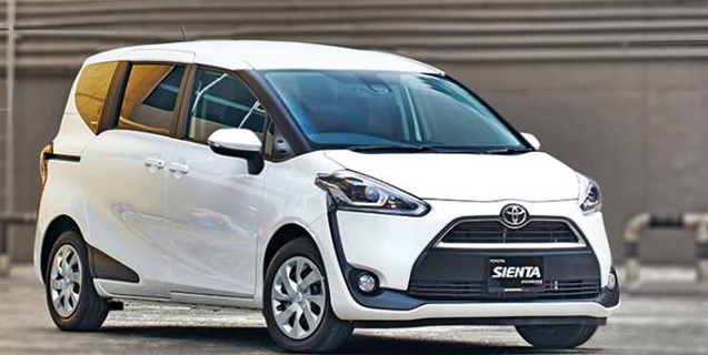 2018 Toyota Sienta Review