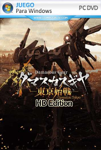 Damascus Gear Operation Tokyo HD PC Full