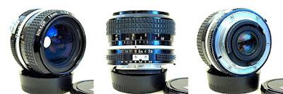 Nikon Nikkor 28mm 1:2.8 Ai