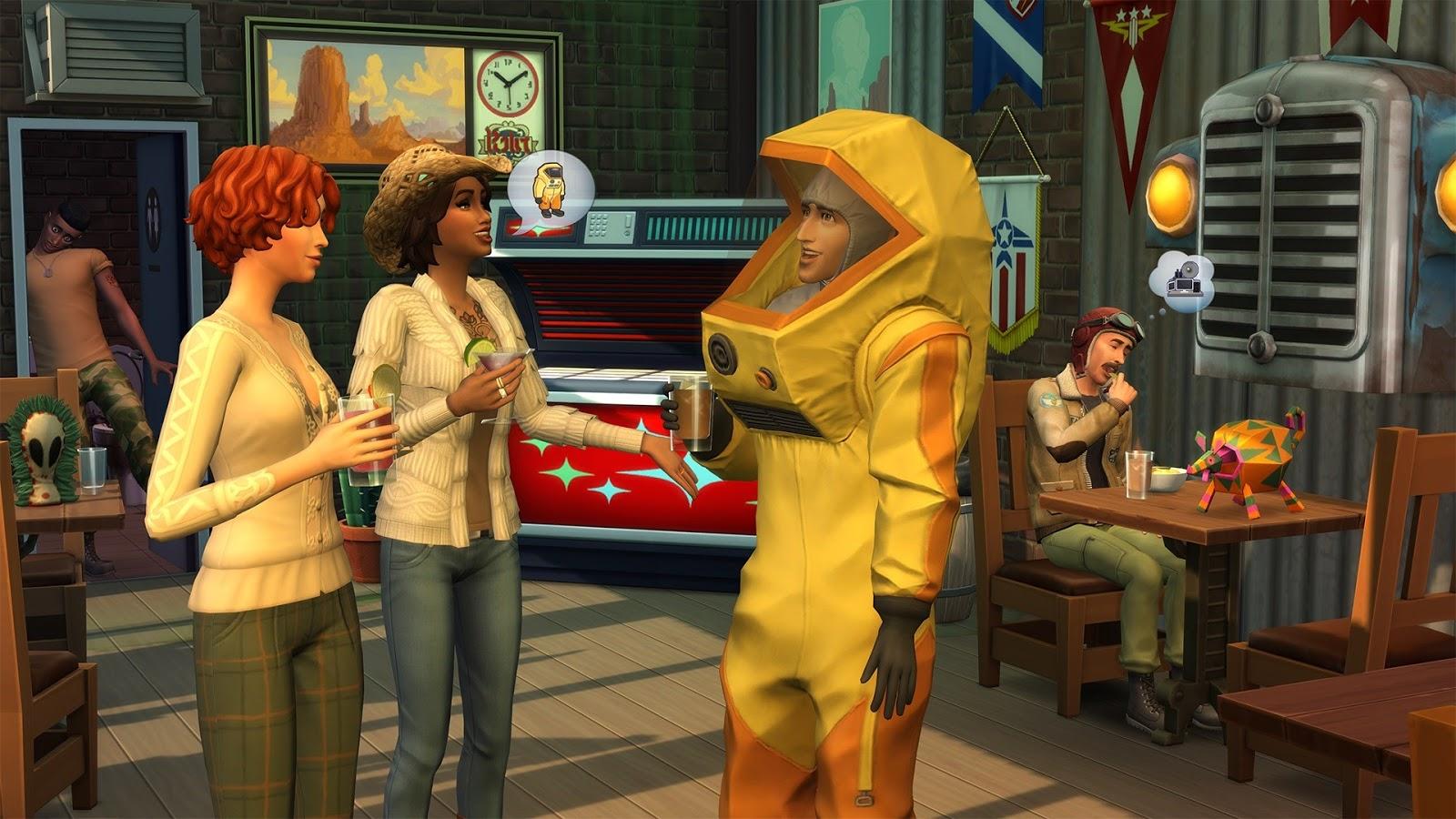 Los Sims 4 StrangerVille PC ESPAÑOL (CODEX) 4