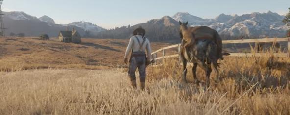 Red Dead Redemption 2 tendría a Gustavo Santaolalla en su BSO