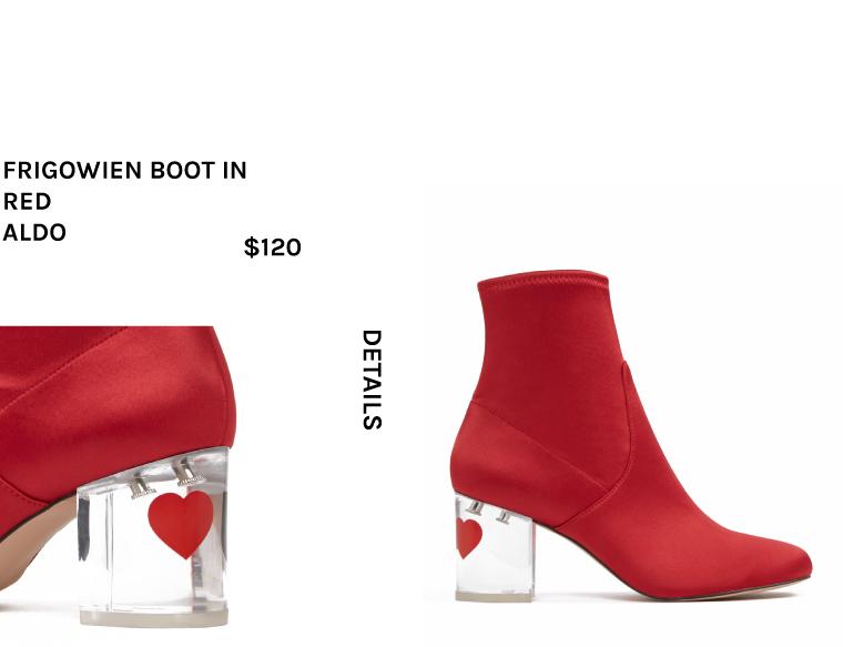 Clear Heel Boots Trend Aldo