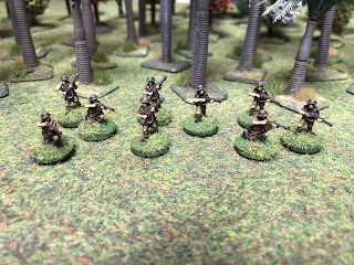 15mm British Riflemen for Malaya by Battlefront