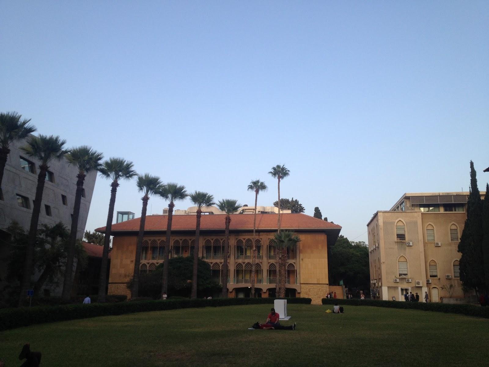 Campus der American University