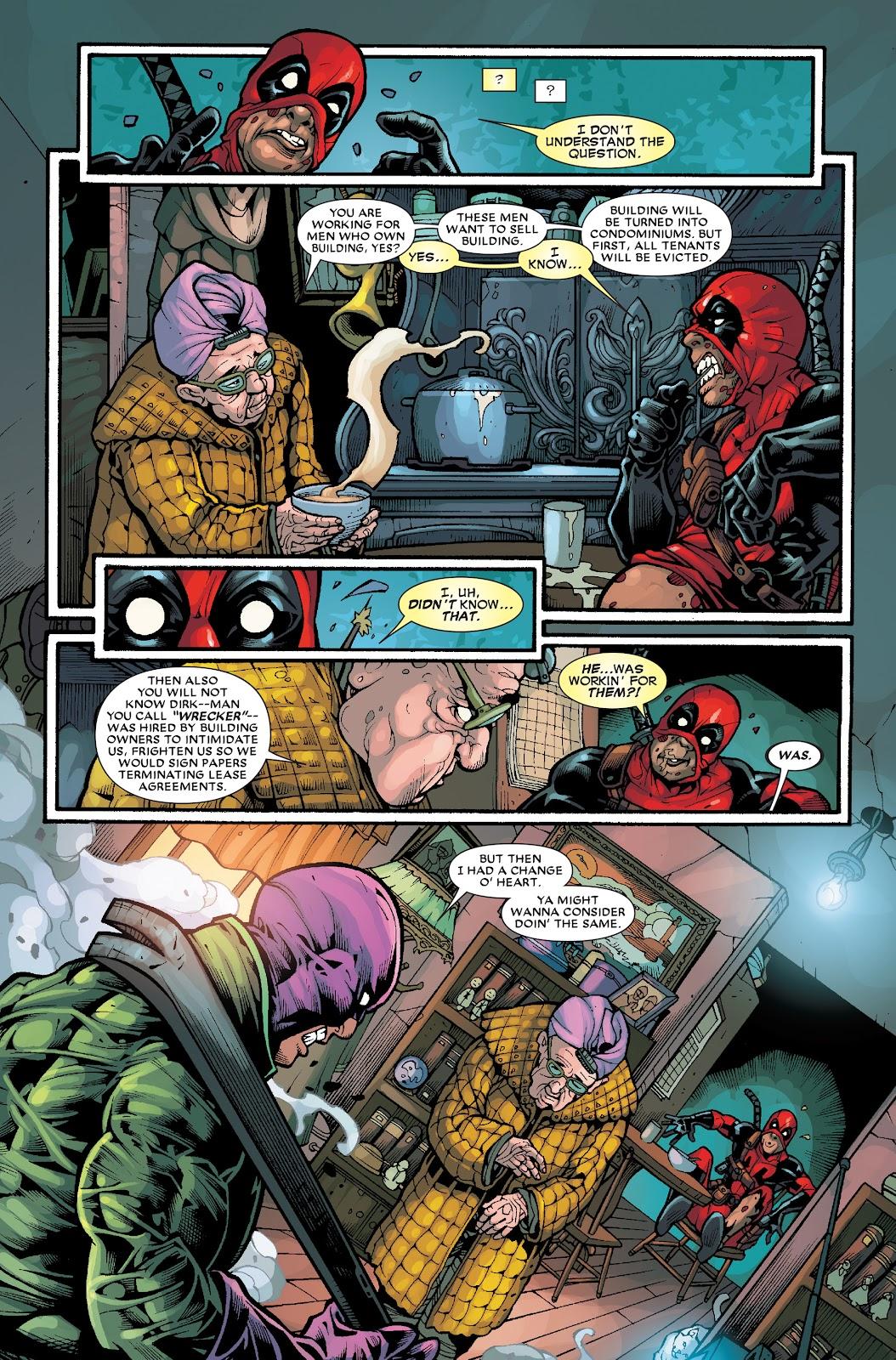 Read online Deadpool (2008) comic -  Issue #33.1 - 14
