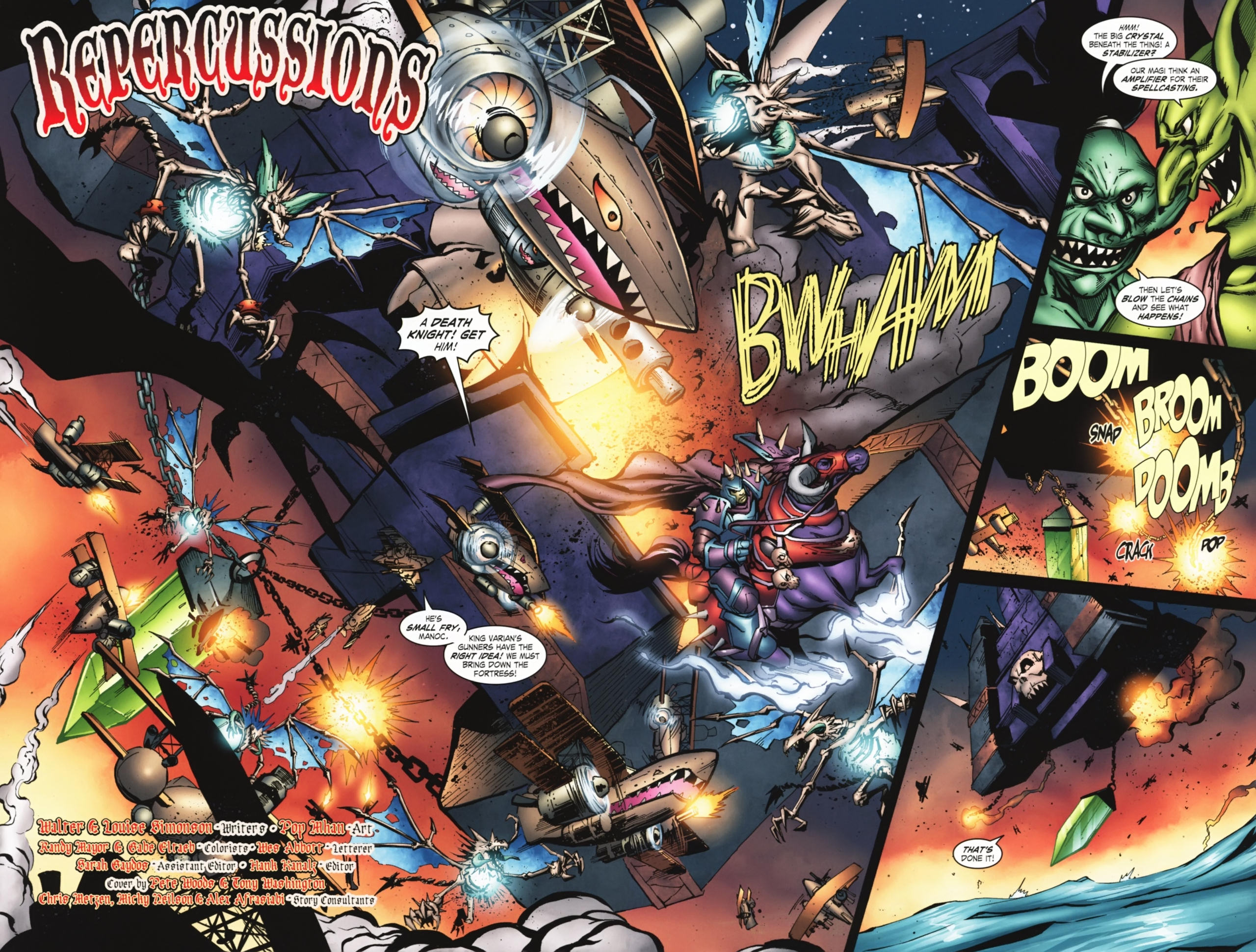 Read online World of Warcraft comic -  Issue #20 - 3