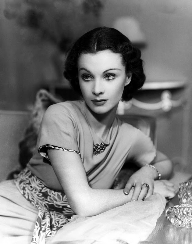 Famous Pretty Girls: Dazzling Divas: Vivien Leigh