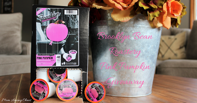 Brooklyn Bean Roastery Pink Pumpkin Giveaway, giveaway, coffee, table, iced, hot, drinks, good morning, pink, pumpkin, pumkins