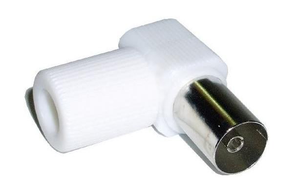 Conectores tipo IEC o CEI para Cable Coaxial | Tipos + Precios | Elementos de Telecomunicaciones
