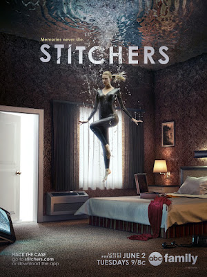 Stitchers Series Poster