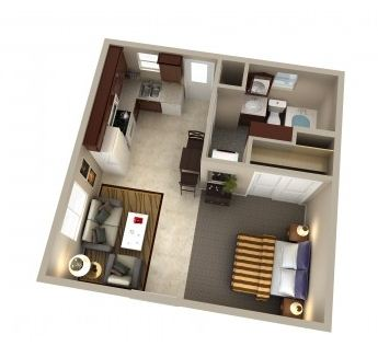 Designing your new home floor plan is not easy, this is why a help of a floor planner is important. Building a home should be based on the needs of a homeowner. For people who are single, they may choose to live in a house with only one bedroom. For those who have a family, a two-bedroom or three-bedroom house is a good option. The next question is are you planning to live in this house for the rest of your lives? or this is just a temporary home?  This question will help a homeowner to decide whether he will build a big house or a small house design. House style will be next priority, are you going to choose a bungalow house style or settle for a beautiful small house design?  Here are three house designs that will meet your demands!  1 Bedroom | 1 Bath | 37 SqM  This house is perfect for single living or for a couple with no children. This is only 400 sq. ft. small house plan but maximized all inch of space for comfort and functionality. It has an open layout where the living space brings the kitchen, dining and living room altogether.   The optional two-car garage gives plenty of room to store cars, equipment and all the gear your heart desires. This smart sized revolutionary stick built home favors quality over quantity and can meet a variety of needs from a guest house on your land to your getaway cabin.  2. 2 Bedrooms| 1 Bath | 81 SqM  House number two is a good choice for those who have kids or for a small family. It has a highly functional kitchen with generous counter space and cupboard storage overlooks the open dining and living room. A bright master suite offers a substantial closet and an adjoining bath. The comfortable second bedroom features plenty of closet space. It has a separate laundry room with additional storage possibilities and an optional two-car garage with plenty of room for your gear and equipment.   3. 3 Bedrooms|2 Bath| 98 SqM  For comfortable living of a family, house number three is a perfect choice.  The great room is perfect for gathering the family and relaxing, yet open to the dining area for a nice flow of conversation. The bright galley style kitchen has plenty of cupboard storage and counter space and generous overhead lighting. The optional kitchen bar opens up into the adjoining dining area. Every inch of this floorplan is inspired by your modern, social lifestyle.  The comfortable master suite boasts its own private bathroom and closets for those who like their own space. The additional two bedrooms, are equally sizeable and share the second bathroom with a full tub shower. One of the bedrooms could easily be converted into an office or den. A separate laundry room has an exterior door or leads to an optional two-car garage with ample room to store cars, gear, and equipment.