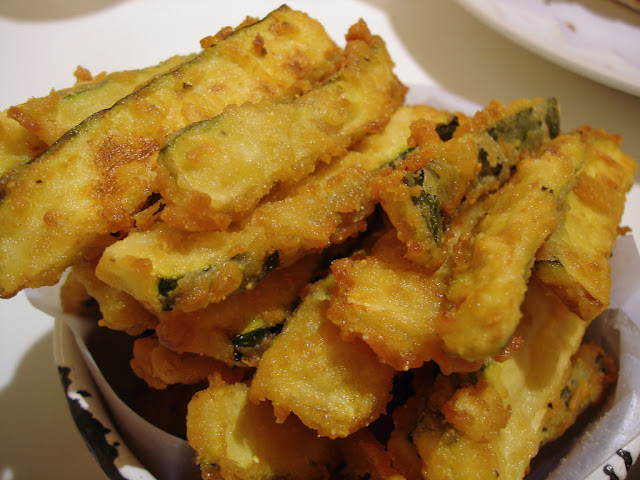 Byron Courgette Fries