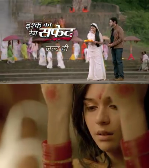 """Ishq Ka Rang Safed"" Colors Tv Serial Wiki Story,Cast,Promo,Timing"