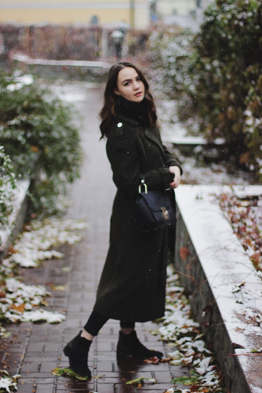 Winter Coat | Fashion Blogger Outfit