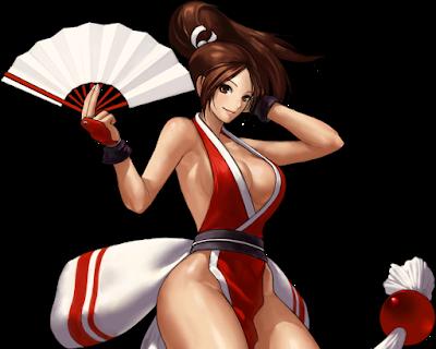 Mulheres mais sensuais dos vídeo games