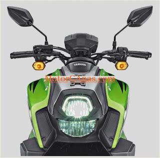 Lampu Yamah X Ride