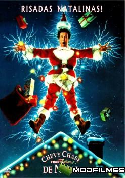 Capa do Filme Férias Frustradas De Natal